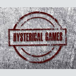 hysterical games logo